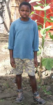Parrainer la r�insertion des enfants soldats d�mobilis�s et enfants vuln�rables � Goma
