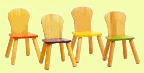 le jeu des chaises - Des Chaises