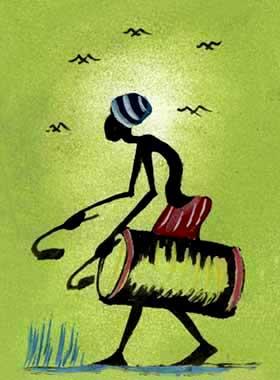 Alphabétisation des femmes en RD Congo