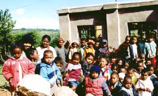 Parrainage d'enfants à Madagascar
