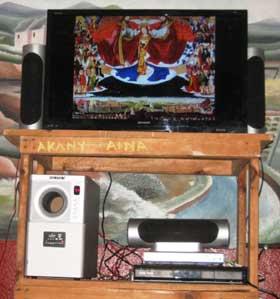 Un équipement audiovisuel complet pour le Centre Akany Aina à Madagascar