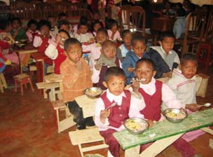 Cantine scolaire Akany Aina