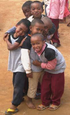 Nos enfants de Madagascar fêtent les 20 ans du Centre Akany Aina a Ambatolampy