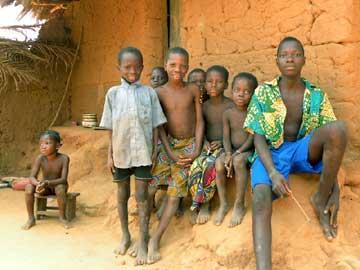 Aide scolaire aux orphelins du sida au Bénin