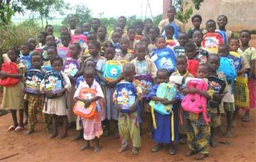 Aide scolaire aux orphelins