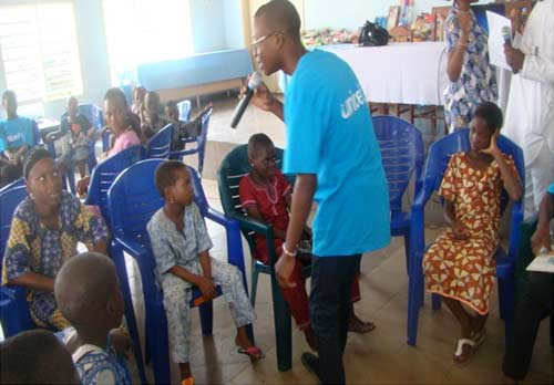 23ème Journée de l'Enfant Africain au Bénin