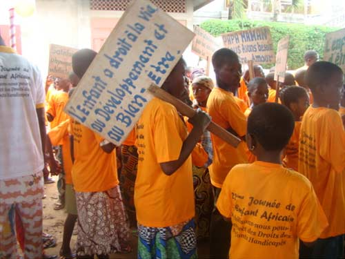 22ème Journée des enfants africains au Bénin