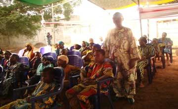 Participation des orphelins de SMDS à la 17ème journée de l'Enfant Béninois