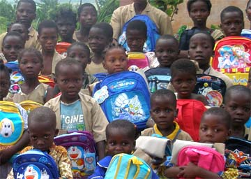 SOS Enfants Aider sans Assister