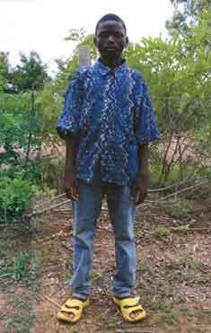 Parrainage scolaire au Burkina Faso