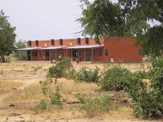 L'école primaire de Doanghin