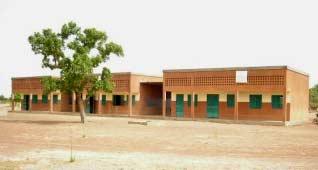 L'école primaire de Lindi