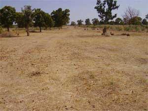 Aménagement de la route de Doanghin à Bélé, Burkina Faso