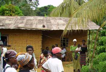 Modes de vie, traditions et culture ancestrales de la communaut� des Pygm�es Bagyeli