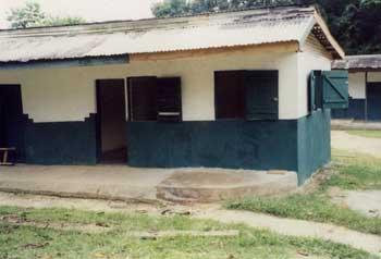 Fin des travaux de rénovation au Fondaf Bipindi, méthode ORA