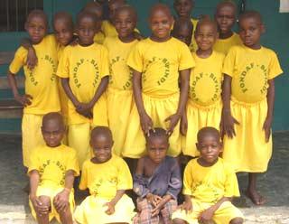 Scolarisation des enfants Pygmées