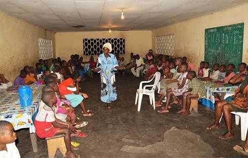 soirée de contes et chants traditionnels Pygmées