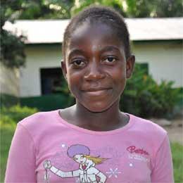 Notre meilleure élève Pygmée, Valérie