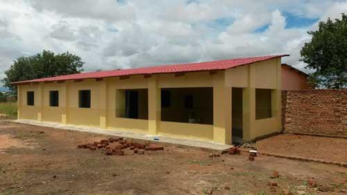 Centre d'éveil pour les enfants vulnérables de Bumi en RD Congo