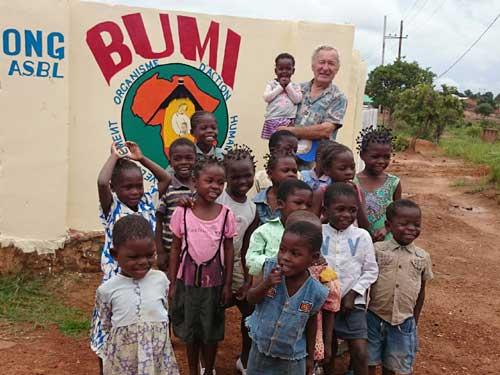 Orphelins d'Afrique, les enfants vulnérables de Bumi en RD Congo