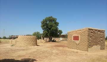 Construction d'un local de canine à l'école de Cissé Yargho