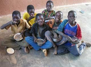 Construction des logements des enseignants de l'école B de Guiè, Burkina Faso