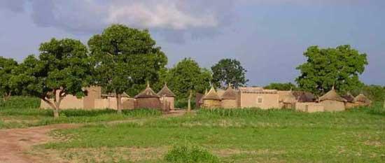 l'AZN à Guiè au Burkina-Faso