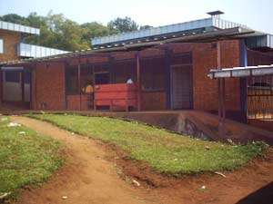 Construction de la maternité de Kirundo, Burundi