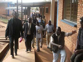 Inauguration de la maternité de Kirundo au Burundi
