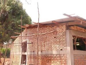 Etude du site et du plan de la maternité de Kirundo, Burundi