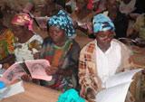 Alphab�tisation des femmes en RD du Congo