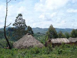 Les environs de Kirumba