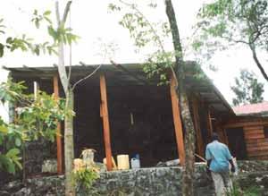 Ouverture d'un atelier de formation en menuiserie au Nord Kivu, RD du Congo