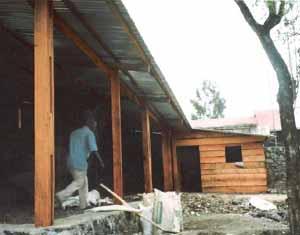 Construction d'un centre de formation pour jeunes en situation vulnérable