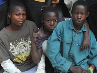 Pour la réintégration des enfants soldats démobilisés à Goma, en RD du Congo