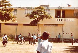 Centre Médico-Educatif de Fourgy, Haïti