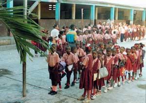 Parrainage scolaire en Haïti