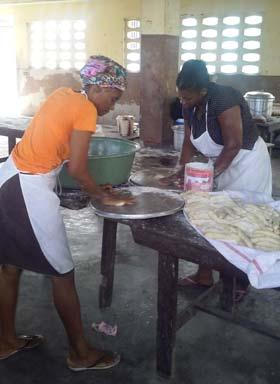 Nombreux dégâts causés par l'ouragan Matthew en Haïti