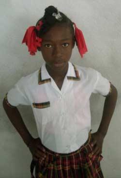 Mislène Laplante, décédée à Cté Soleil lors du séisme du 12 janvier 2010 en Haïti