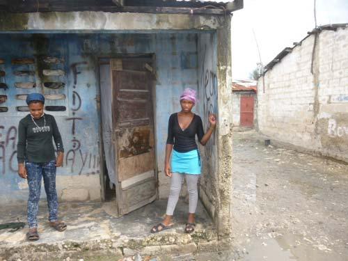 L'ouragan Matthew a détruit les habitations du bidonville de Cité Soleil en Haïti