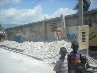 Aprèsles séism et le choléra, des élections faussées sèment le trouble en HaÏti le choléra en Haïti