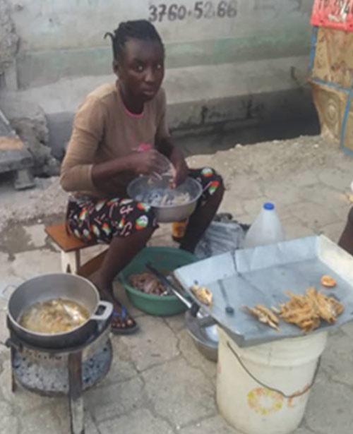 La misère s'intensifie dans le bidonville de Cité Soleil en Haïti