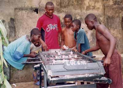 Ouverture d'une maison pour enfants de la rue à Kinshasa