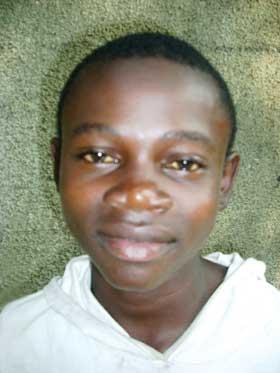 Enfant des rues de Kinshasa qui a réussi son bac