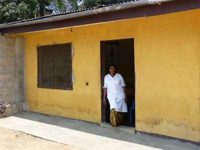 Ndako ya biso centre d 39 accueil pour enfants de la rue for Acheter une maison a kinshasa