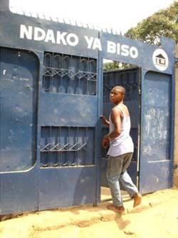 Ndako Ya Biso, accueil des enfants des rues de Kinshasa