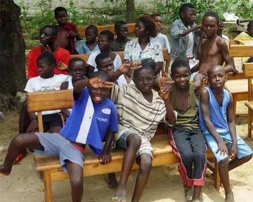 Sensibilisation des autorités aux problèmes des enfants des rues de Kinshasa
