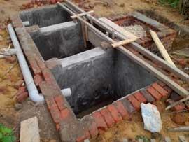 latrines et captage des eaux de pluie dans le village orange de kabweke en rd congo. Black Bedroom Furniture Sets. Home Design Ideas