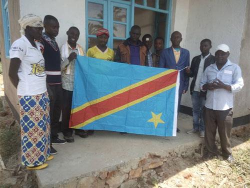 L'école primaire de Visiki en RD Congo est officiellement ouverte.