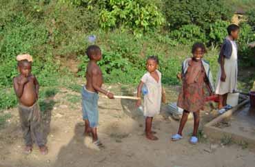 Développement rural au Cameroun